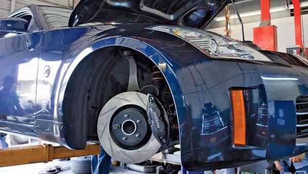 Tagliando auto in garanzia a Roncade nell'autofficina Cuzzolin